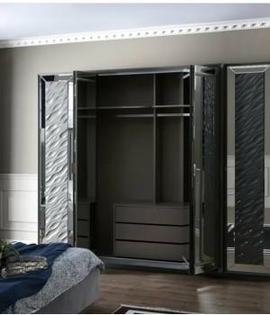 Шкаф 6 дверный ИНДИГО 7006