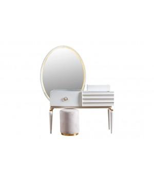 Туалетный столик с зеркалом КРИСТИНА