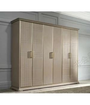 Шкаф 6 дверный ЛИБЕРТИ 6001