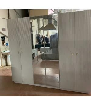 Шкаф 6 дверный МЕЛОДИ 7212