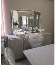 Комод с зеркалом Монако 6004