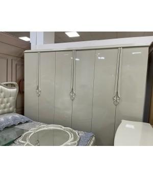 Шкаф 6 дверный ПЕНЕЛОПА 7232