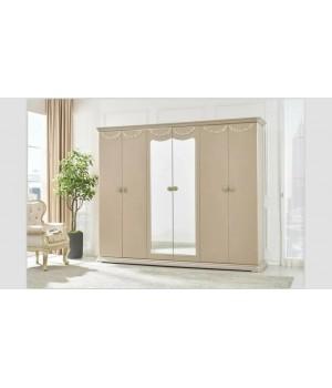 Шкаф 6 дверный ШЕРИЛИН 6027