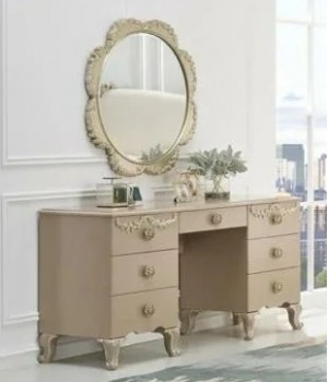 Туалетный стол с зеркалом ШЕРИЛИН 6027