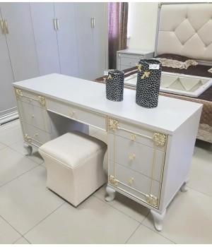 Туалетный стол с зеркалом СТЕЛЛА 6008