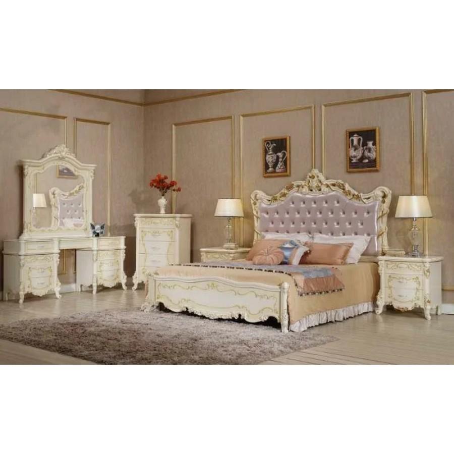 Спальня Аврора беж