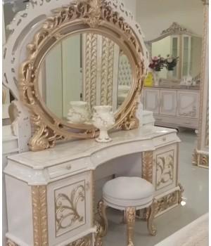 Туалетный стол с зеркалом ХЮРРЕМ