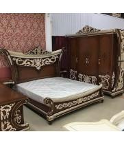 Кровать 180*200 Love (орех)