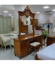 Туалетный стол с зеркалом Мадлен