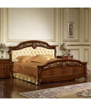 Кровать 180x200 Афина орех (AFINA)