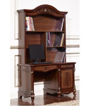 Стол письменный 1,2 м Афина орех ( AFINA)