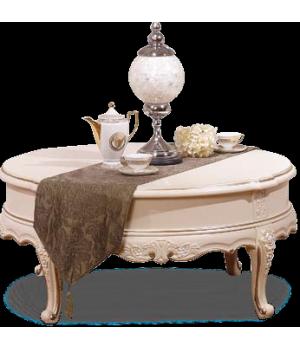 Стол кофейный круглый 1,1 м Аврора (Aurora)