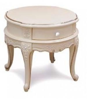 Стол кофейный круглый 0,65 м Аврора (Aurora)