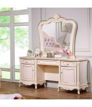 Стол туалетный с зеркалом Аврора (Aurora)
